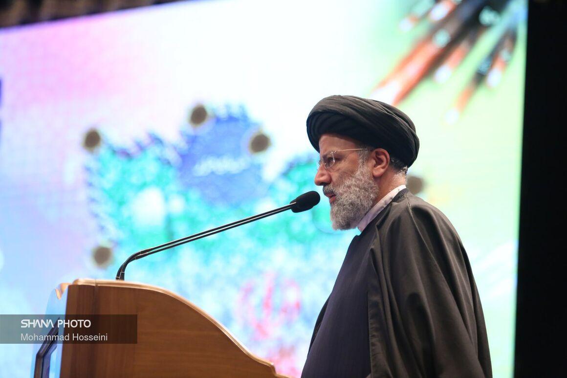 سید ابراهیم رئیسی بهعنوان رئیسجمهوری ایران انتخاب شد