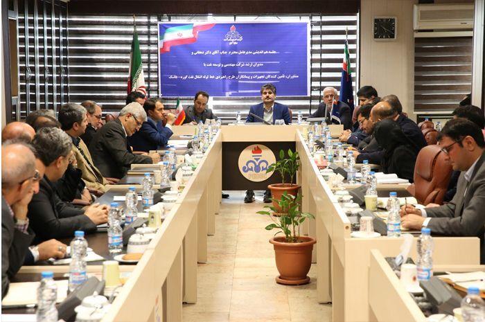 ضرورت تکمیل به موقع طرح انتقال نفت گوره-جاسک