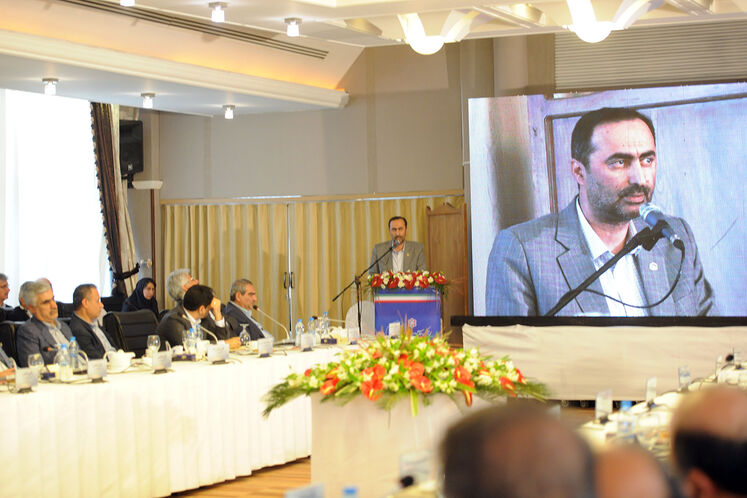 جعفر ربیعی، مدیرعامل شرکت صنایع پتروشیمی خلیج فارس