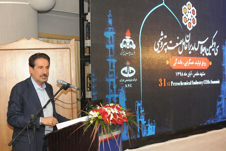 احمد مهدوی ابهری، دبیرکل انجمن صنفی کارفرمایی صنعت پتروشیمی