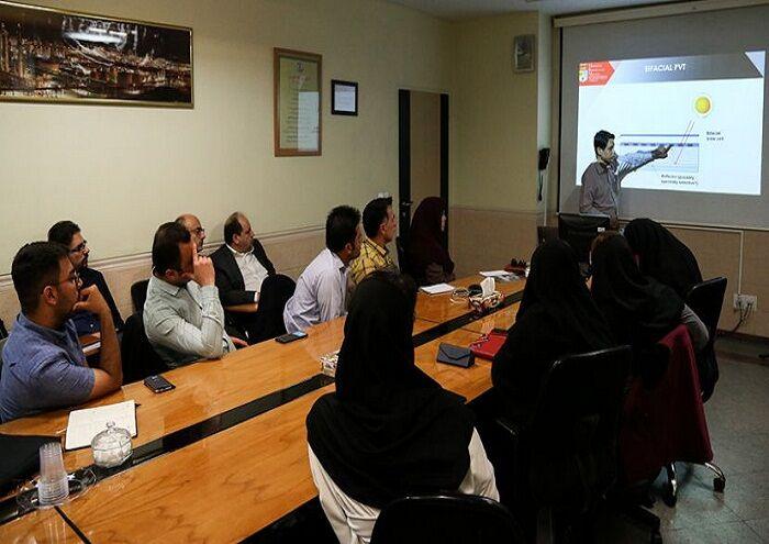 برگزاری کارگاه آموزشی تبادل علم و فناوری در پژوهشگاه صنعت نفت