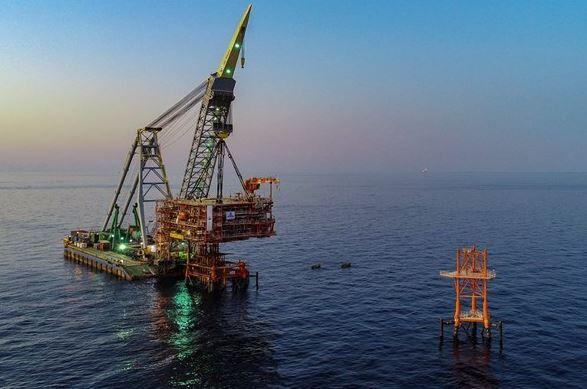 ظرفیت برداشت روزانه گاز از پارس جنوبی به ۶۸۰ میلیون مترمکعب میرسد
