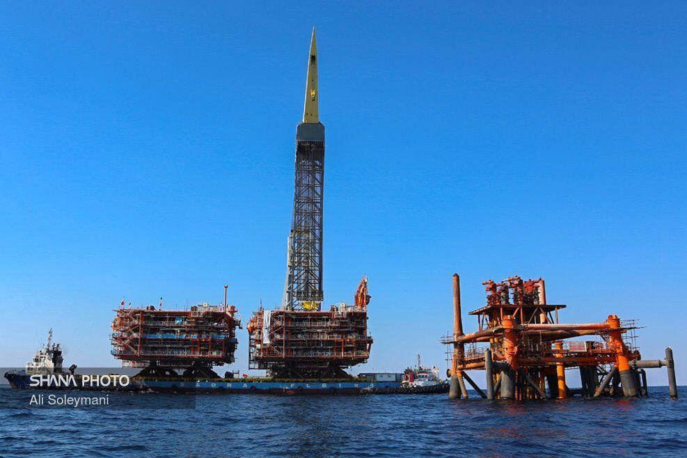 تحقق ۹۹ درصدی برداشت تکلیفی گاز از پارس جنوبی