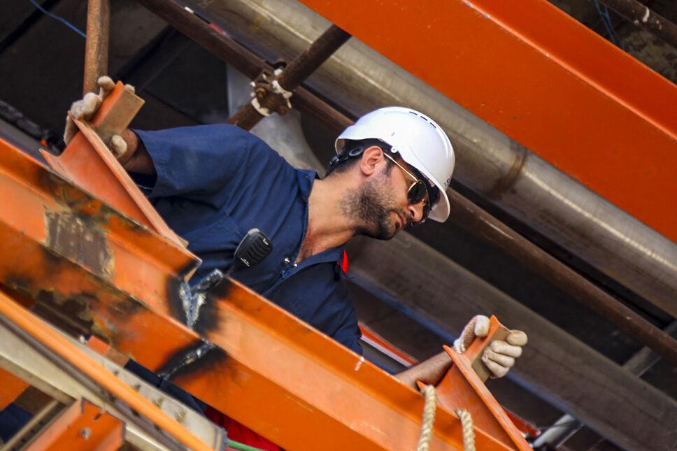 تعمیرات سالانه ۱۰ سکوی گازی پارس جنوبی پایان یافت