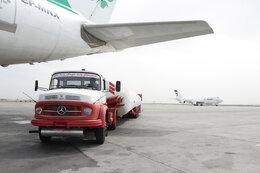 تأمین سوخت ۲۹۸ پرواز از منطقه خراسان شمالی در سال ۹۹