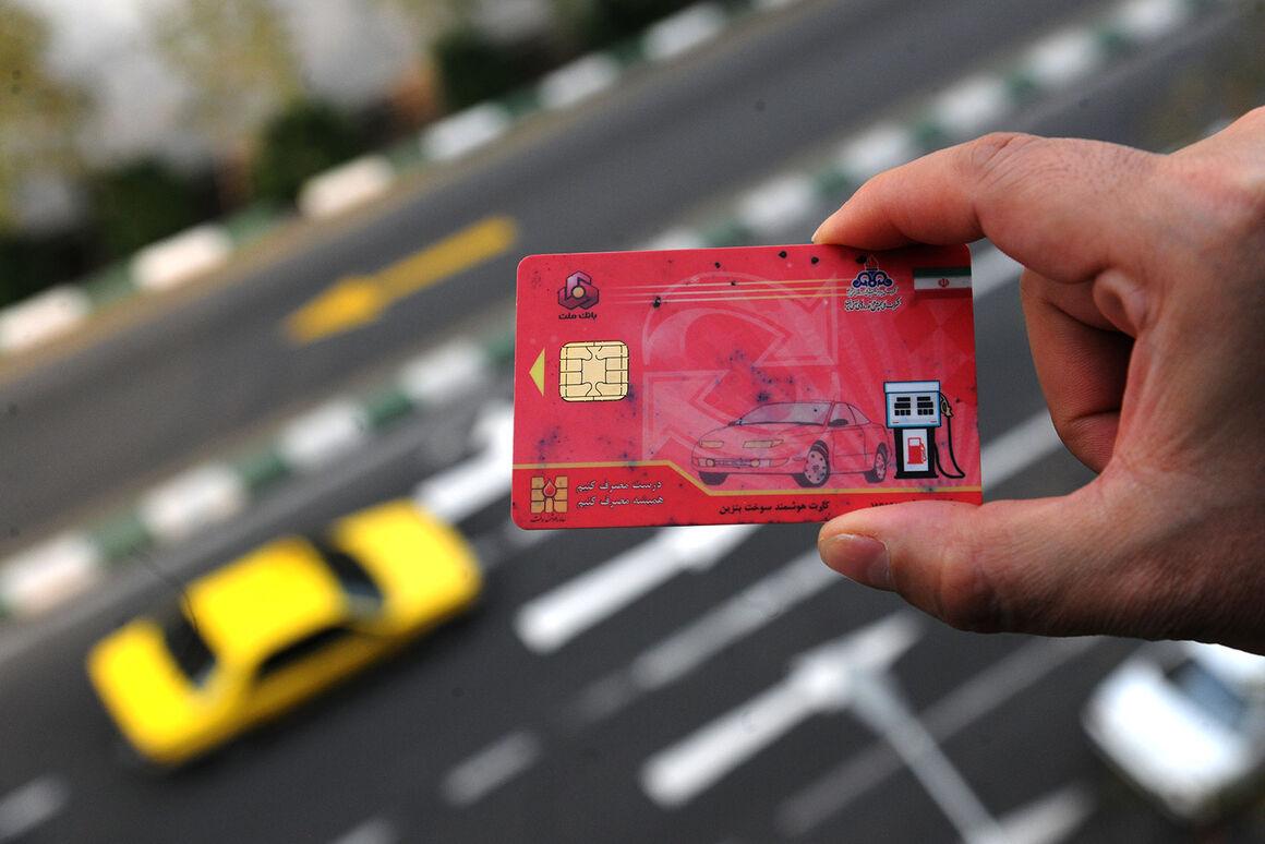 کارت قرمز برای دارندگان متخلف کارت سوخت در سیستان و بلوچستان