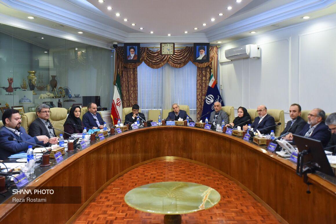 نشست مجمع عمومی شرکت ملی صنایع پتروشیمی