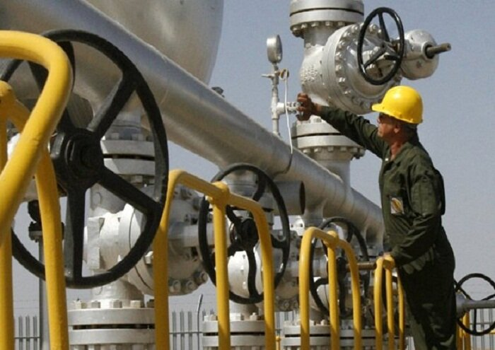 نفت مناطق مرکزی گواهینامه سیستم مدیریت انرژی دریافت کرد