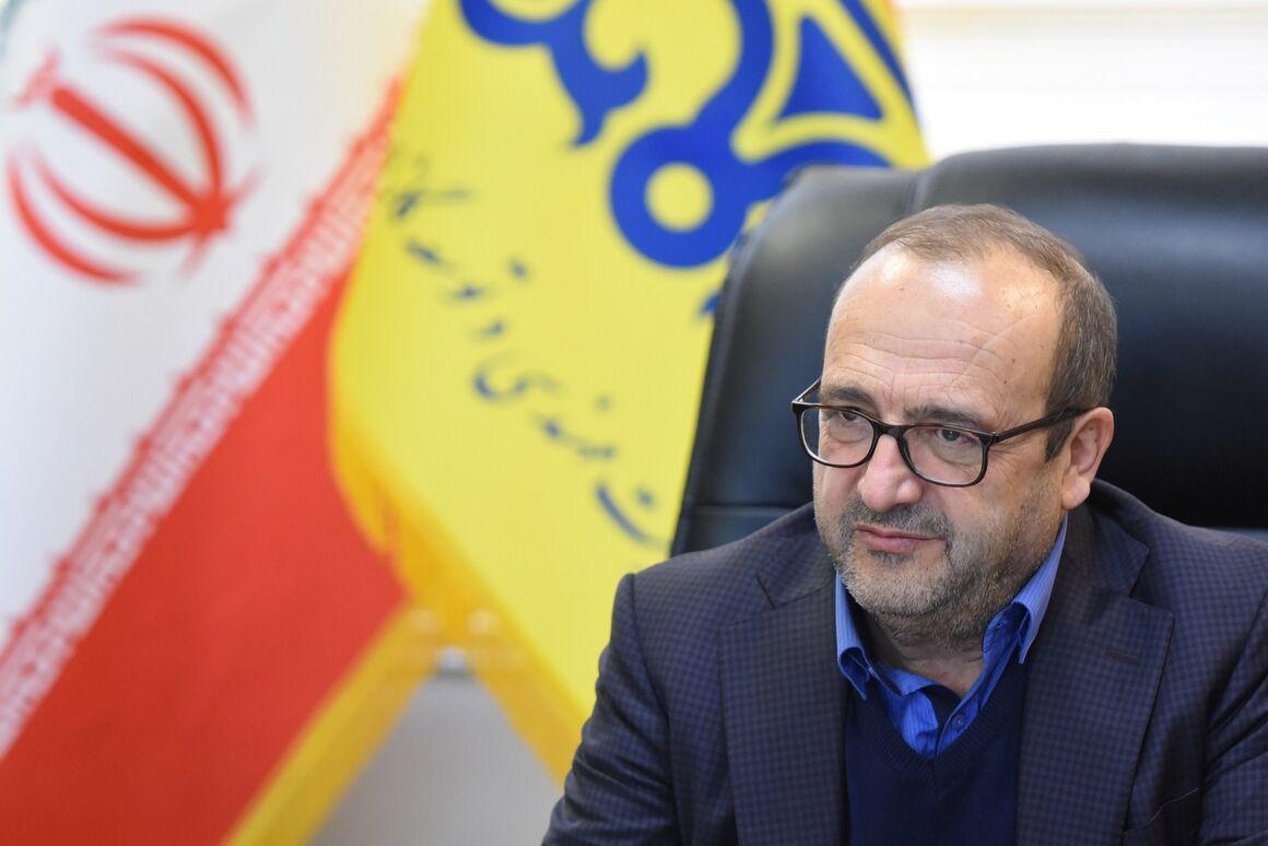 احداث خط انتقال گاز پارچین تهران؛ افتتاح خط انتقال گاز کوهدشت - خرمآباد