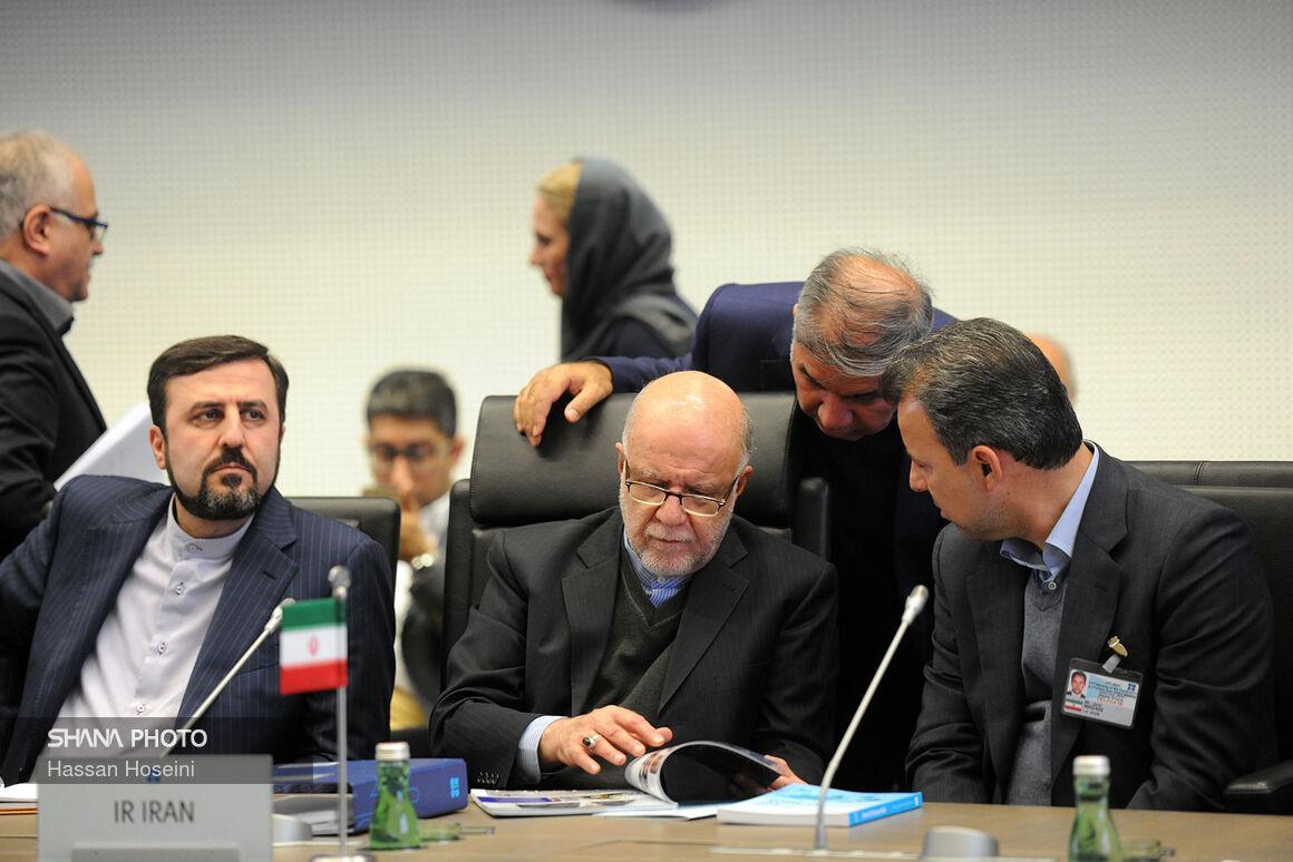 حضور وزیر نفت در یکصدوهفتادوهفتمین نشست عادی اوپک