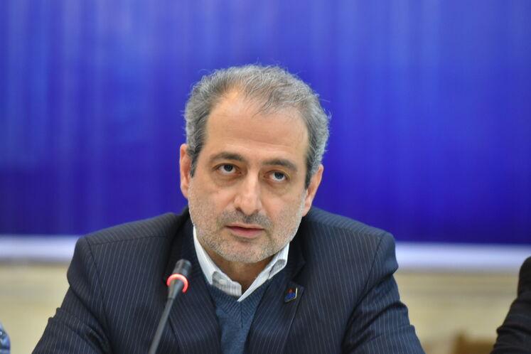 مانی عبدالهزادهراد، مدیر بهداشت، ایمنی، محیط زیست و پدافندعیر عامل شرکت ملی نفت ایران