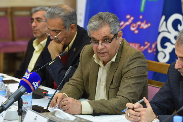 فرخ علیخانی، معاون امور تولید شرکت ملی نفت ایران