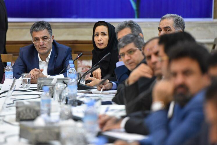 فرشته میراج، مسئول پروژههای ایمنی و آتشنشانی مدیریت HSE شرکت ملی نفت ایران