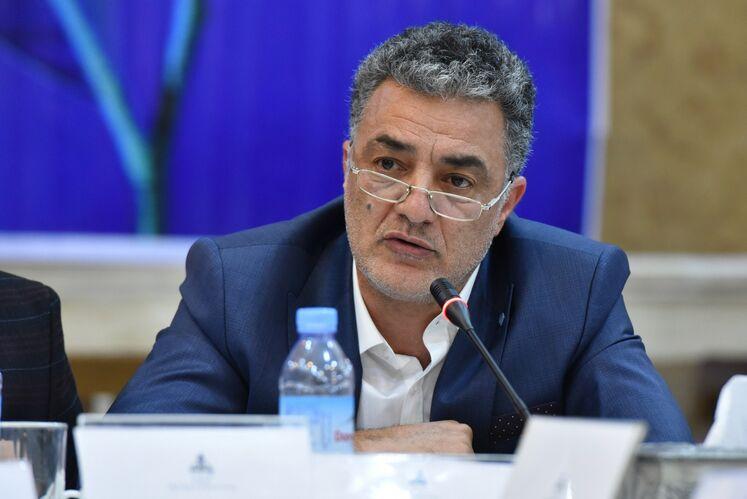 مصطفی صادقپور، رئیس بهداشت صنعتی مدیریت HSE  شرکت ملی نفت ایران