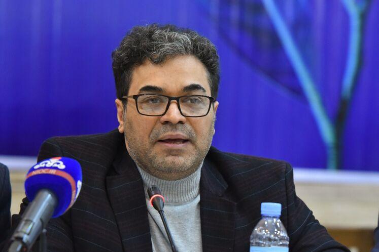 علیرضا انصاریفر، رئیس پدافند غیرعامل و مدیریت HSE  شرکت ملی نفت ایران