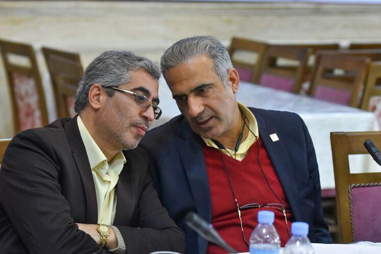 ششمین گردهمایی مدیران اچاسیی شرکت ملی نفت ایران
