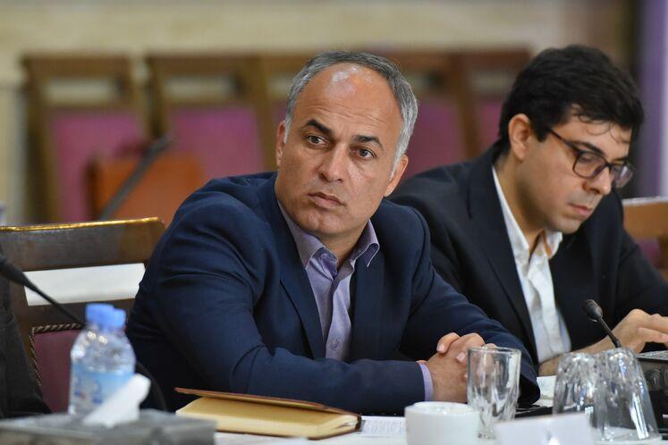 وهاب همتی، رئیس HSE  شرکت نفت و گاز اروندان
