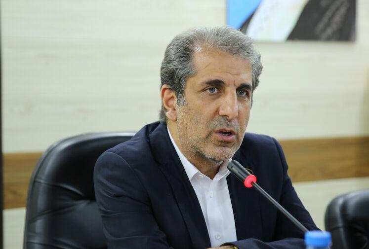 ابراهیم یاسری، مدیرعامل شرکت عملیات غیرصنعتی پازارگاد