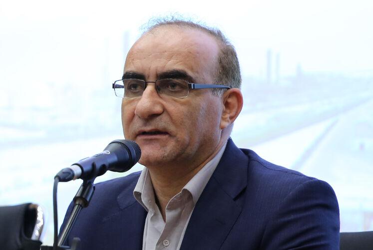 تقی صانعی، مدیرعامل پتروشیمی نوری