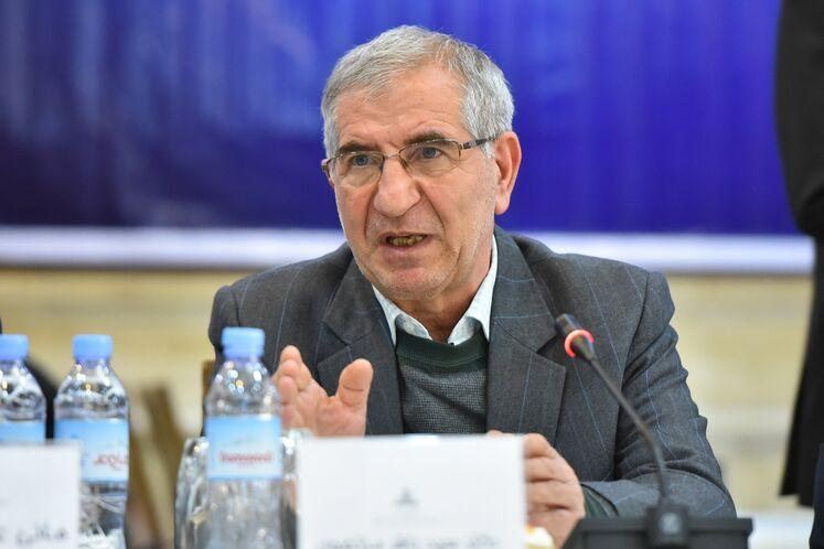 سیدباقر مرتضوی، مدیرکل بهداشت، ایمنی و محیط زیست (اچاسیی) و پدافند غیرعامل وزارت نفت
