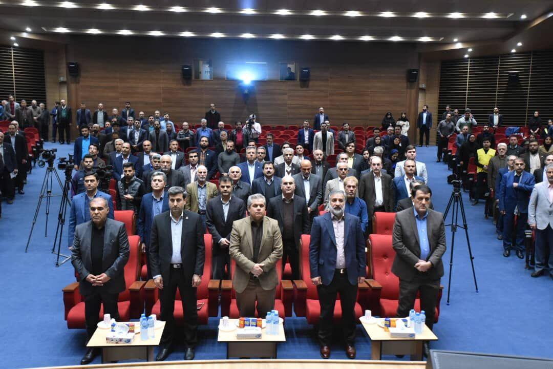 یازدهمین نمایشگاه صنعت نفت خوزستان آغاز بهکار کرد