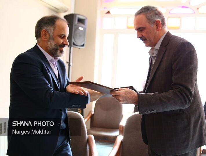 امضای قراردادهای اکتشافی با دانشگاههای صنعتی سهند و تبریز
