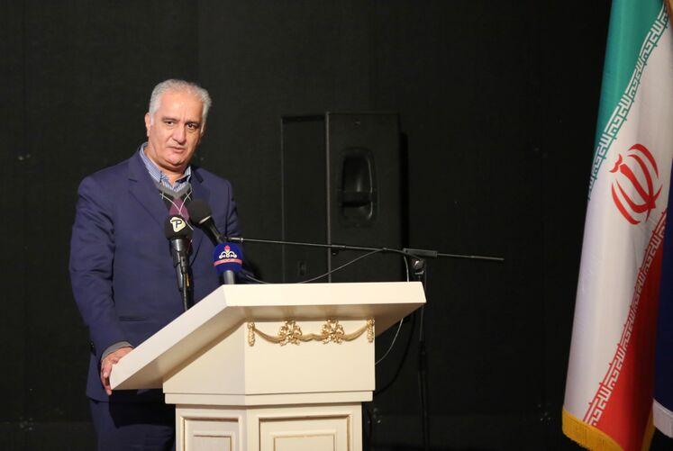 ابراهیم طالقانی، مدیر پژوهش و فناوری شرکت ملی نفت ایران