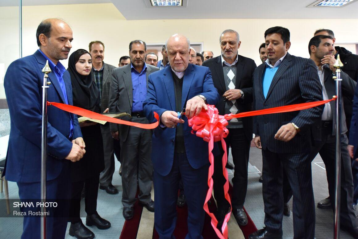 مرکز نوآوری پژوهشگاه صنعت نفت افتتاح شد