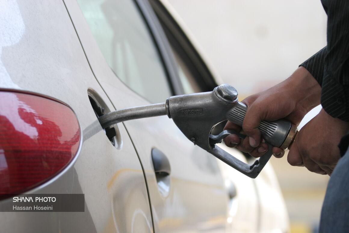 میانگین مصرف روزانه بنزین کشور به ۷۰ میلیون لیتر رسید