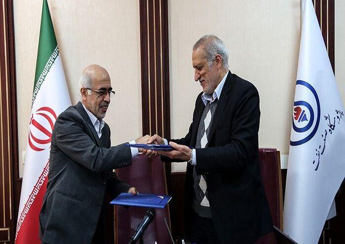 پژوهشگاه صنعت نفت و دانشگاه صنعتی امیرکبیر تفاهمنامه همکاری امضا کردند