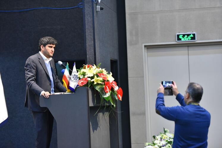 علیرضا صادقآبادی، مدیرعامل شرکت ملی پالایش و پخش فرآوردههای نفتی