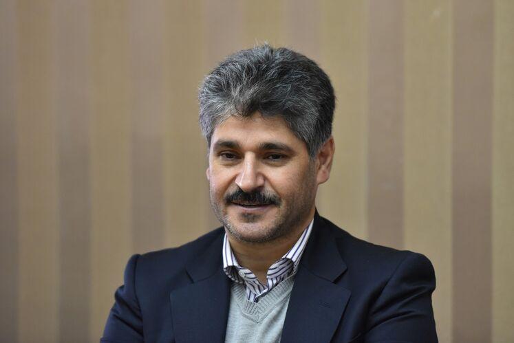 تورج دهقانی، مدیرعامل شرکت متن