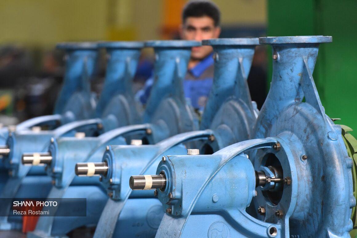 نخستین مجموعه الکتروپمپهای طرح گوره-جاسک تحویل میشود