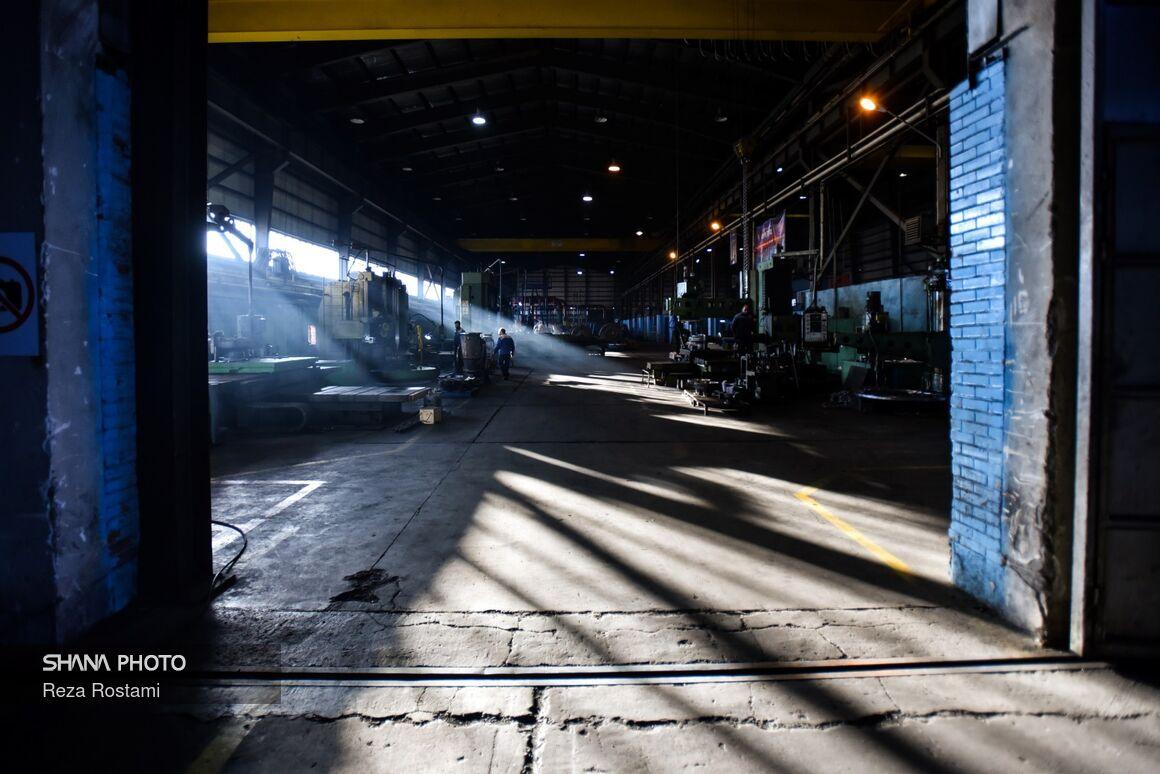 بازدید مدیرعامل شرکت متن از کارگاههای دو شرکت پمپساز در تبریز