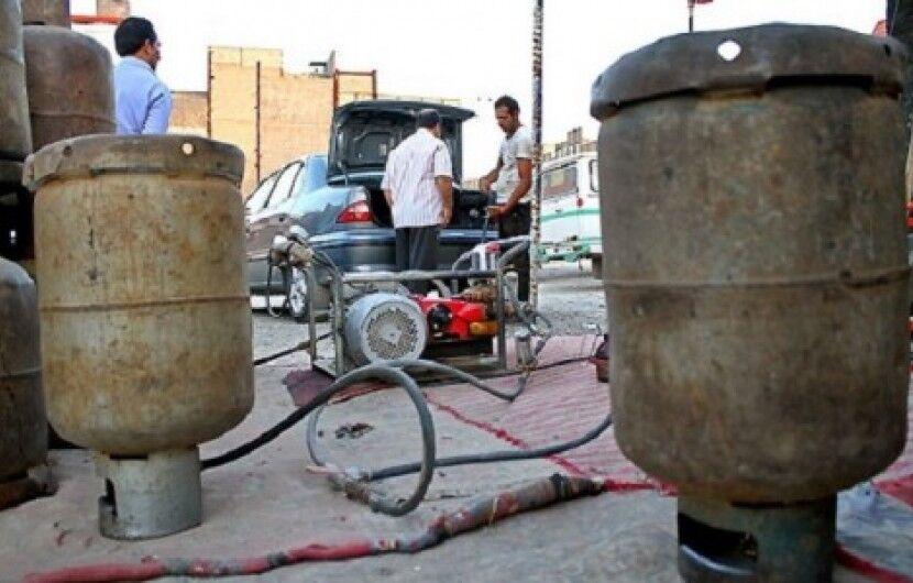 خطر در کمین مصرفکنندگان الپیجی به عنوان سوخت خودرو