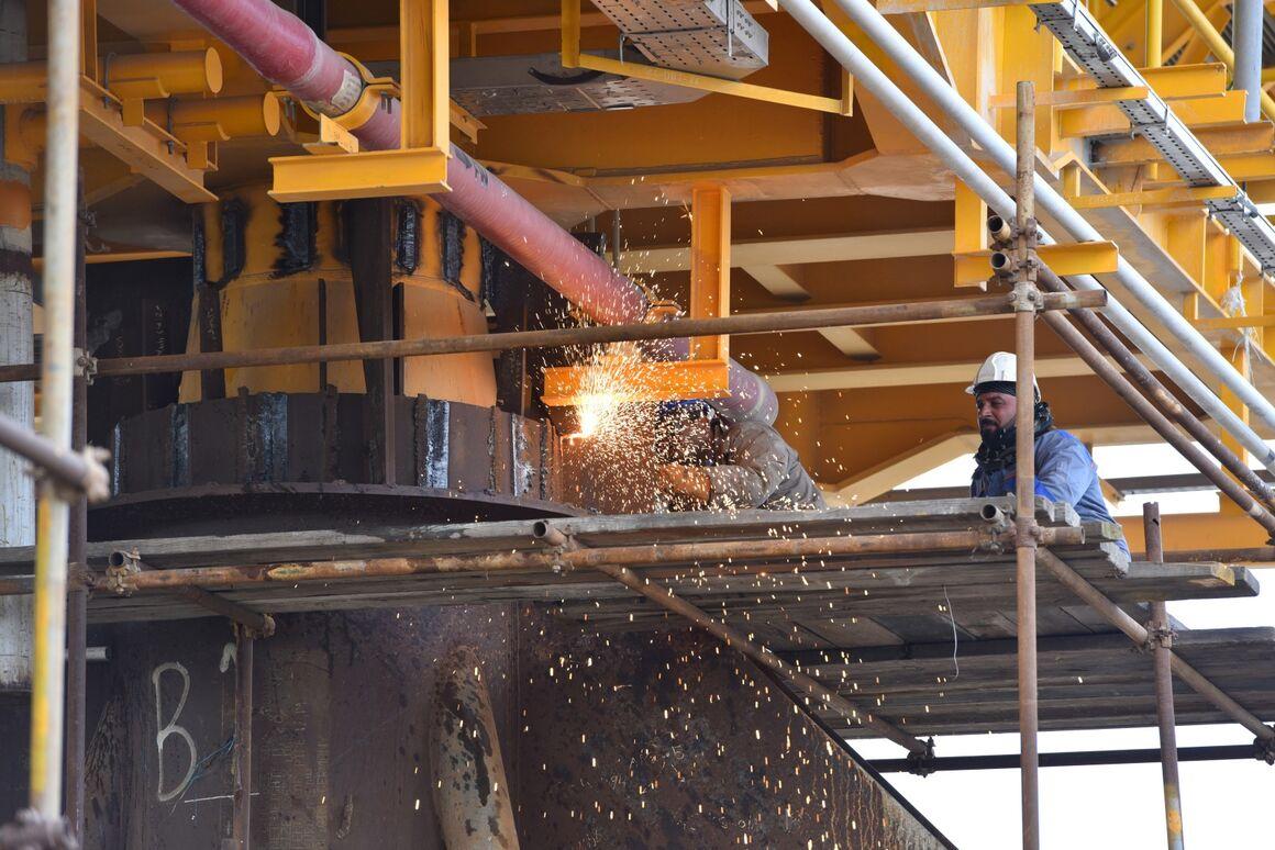 استقرار نظام مدیریت یکپارچگی داراییها در نفت فلات قاره
