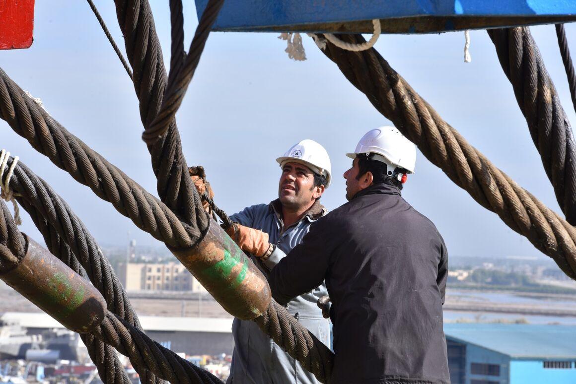 همت، توانمندی و خلاقیت کارکنان مناطق عملیاتی؛ سرمایه اصلی نفت فلات قاره