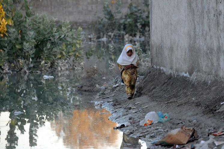 سیل در روستاهای سیستان و بلوچستان