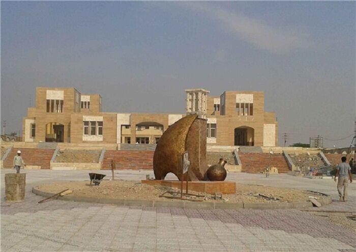 افتتاح یک مدرسه ۳ کلاسه در دارخوین ازسوی نفت و گاز اروندان