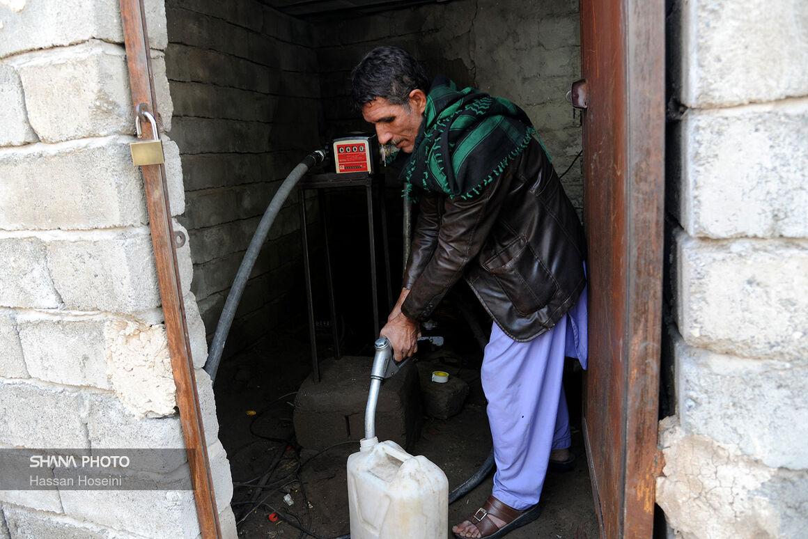 تامین بهموقع سوخت مورد نیاز مناطق سیلزده سیستان و بلوچستان و هرمزگان