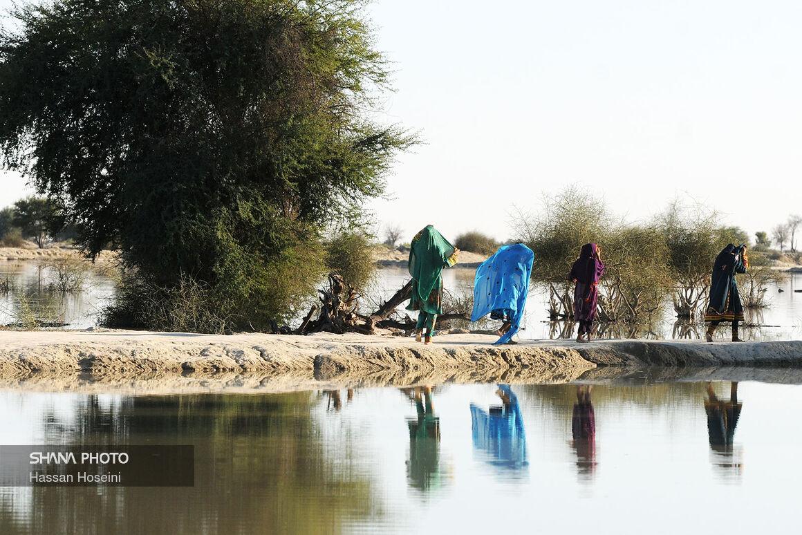 همیاری مهندسی و توسعه گاز به مناطق سیلزده سیستان و بلوچستان