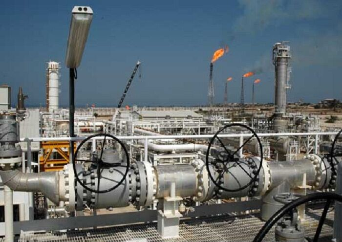 ظرفیت تولید نفت میدان پارسی افزایش یافت