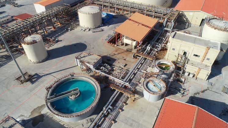 واحدآر او (RO)، پالایشگاه گاز بیدبلند خلیج فارس