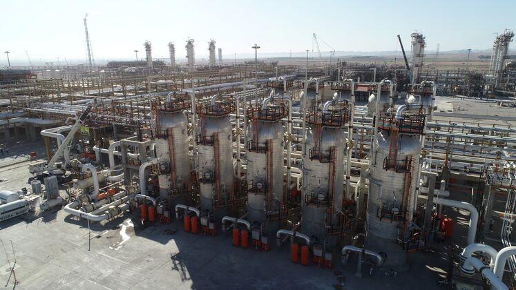 واحد نمکزدایی، شرکت پالایش گاز بیدبلند خلیج فارس