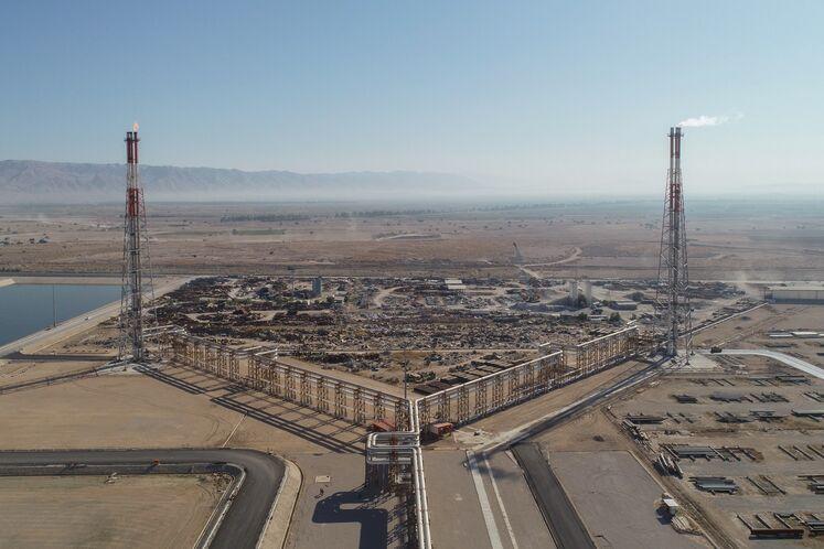 واحد فلر، شرکت پالایش گاز بیدبلند خلیج فارس