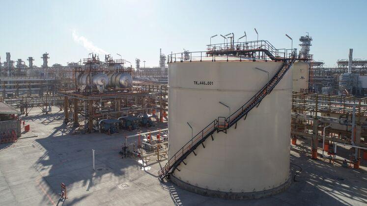 واحد تولید ازت و نیتروژن و اکسیژن، شرکت پالایش گاز بیدبلند خلیج فارس