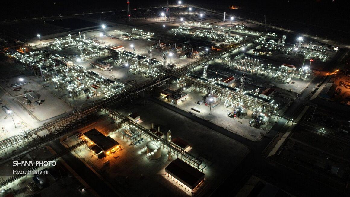 بیدبلند خلیجفارس؛ بزرگترین تأسیسات جمعآوری گازهای همراه نفت کشور