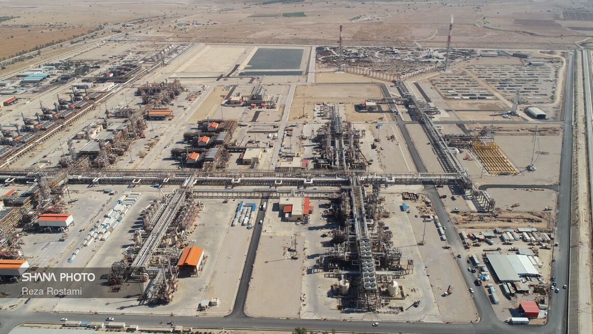South Pars Gas Refineries Up and Running despite COVID-19 Outbreak