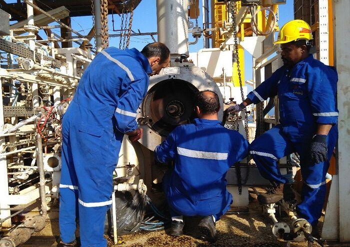 پلیکلینیک فناوری در نفت فلات قاره راهاندازی میشود