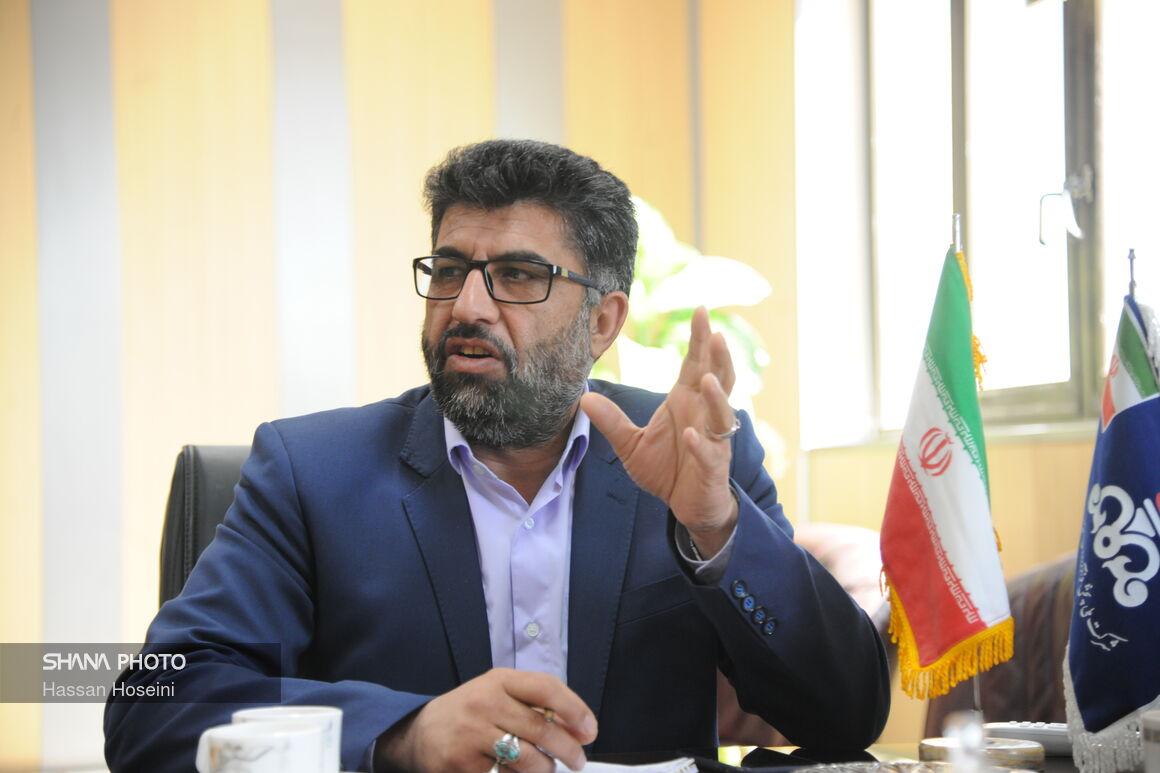 انبار نفت شهید احمدیروشن کرمان به شبکه ریلی متصل میشود